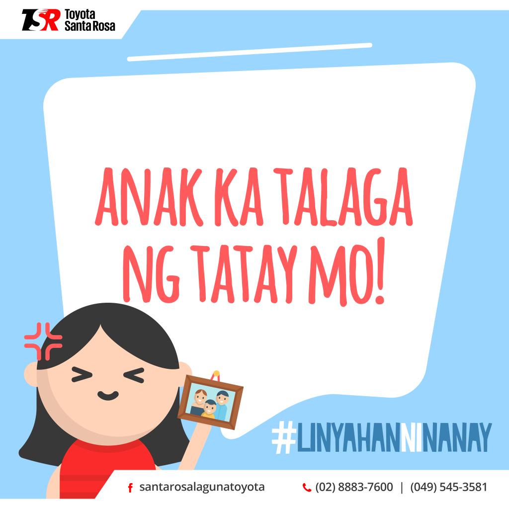 Anak ka Talaga ng Tatay Mo